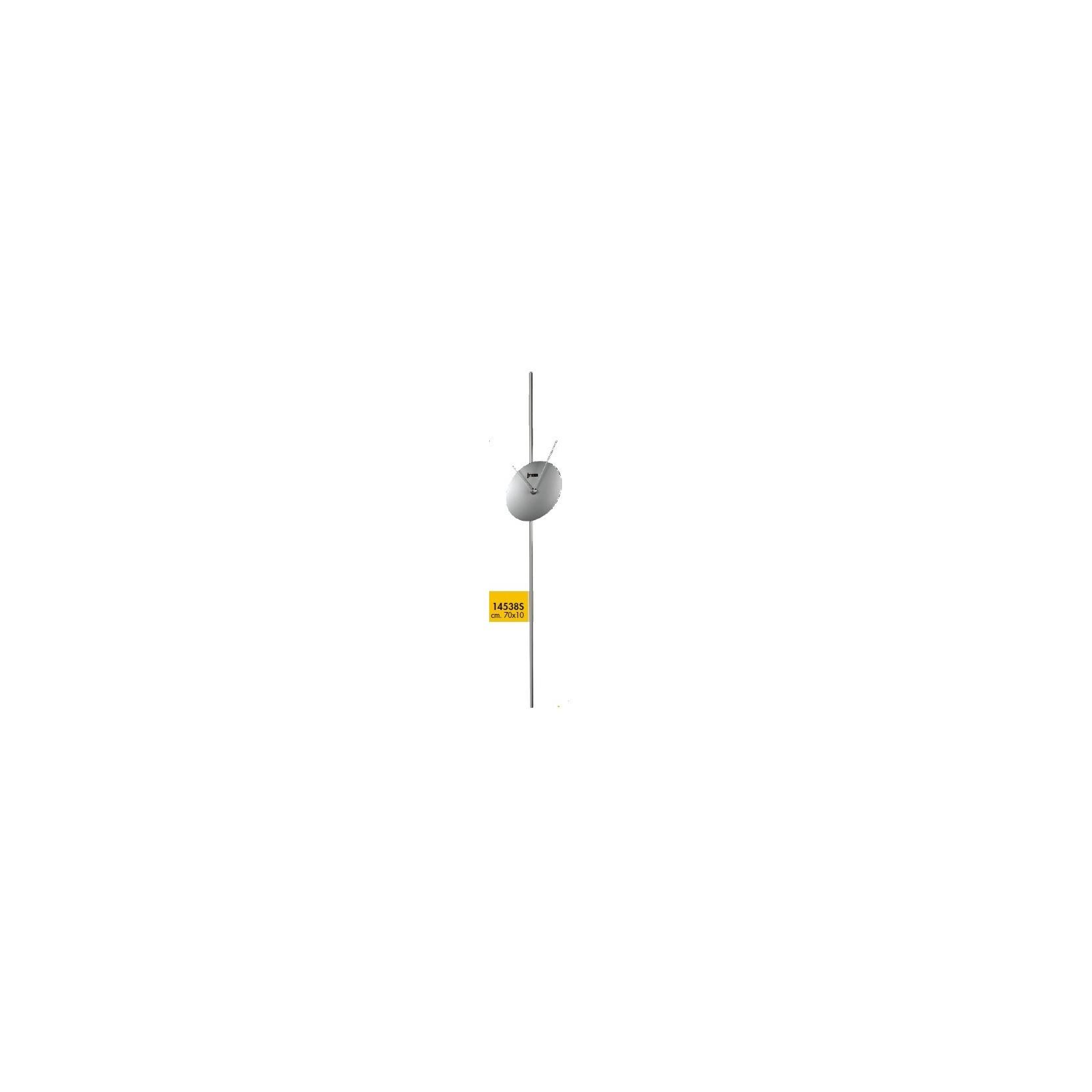 Orologio pendolo moderno da arredo. Pendolo Moderno Con Barra In Acciaio Lowell