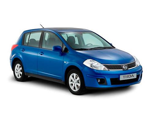 Repuestos y Accesorios para Nissan Tiida