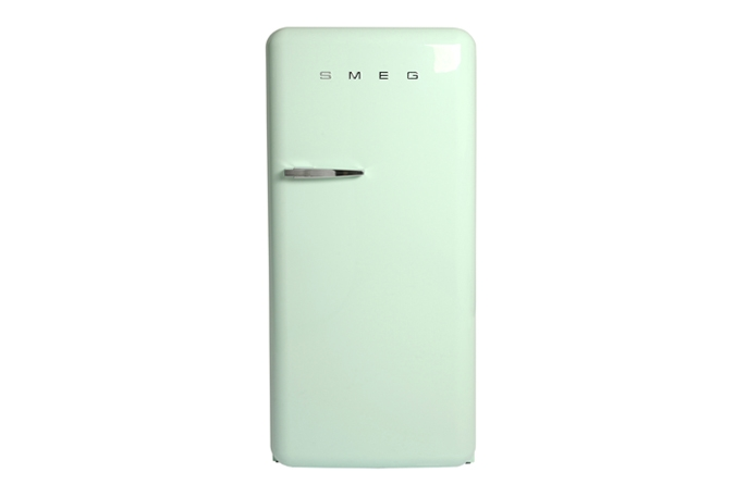 rangement refrigerateur smeg vert d eau