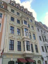 Suitess Hotel an der Frauenkirche Dresden