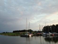 Dierhagen-Hafen