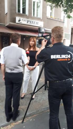 Berlin-24tv im Interview