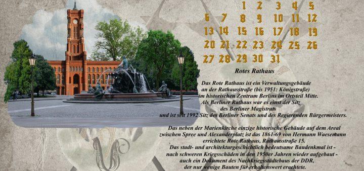 Vachrois Jahreskalender