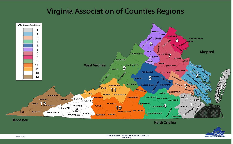 County Websites Links
