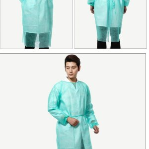 PP SMS Hospital Gown