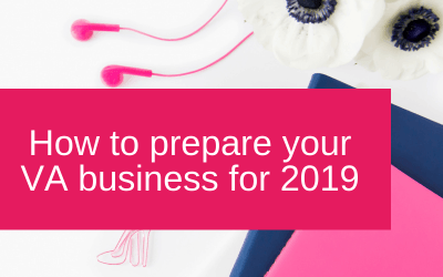 How to prepare your VA business for 2019