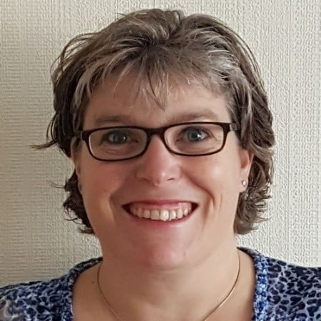 Headshot of Susan Wright for Testimonial of Amanda Johnson