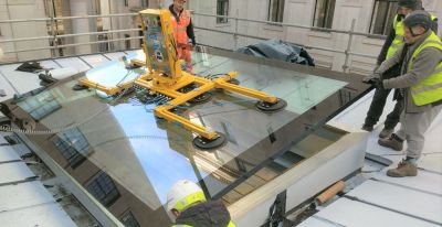 Hydraulica 1000 Glass Lifter