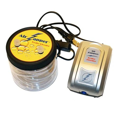 Air Zapper Vacuum Brake Bleeder