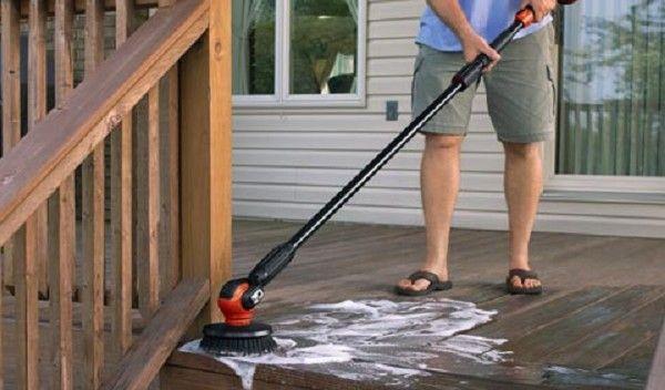 best cordless power scrubber uk 2021