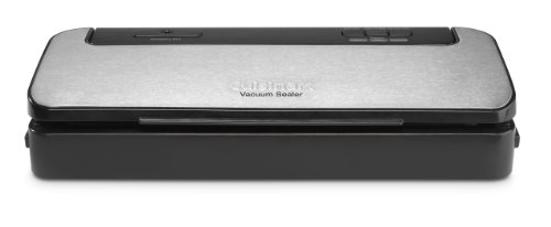 best home vacuum sealer - Cuisinart VS-100 Vacuum Sealer - Black