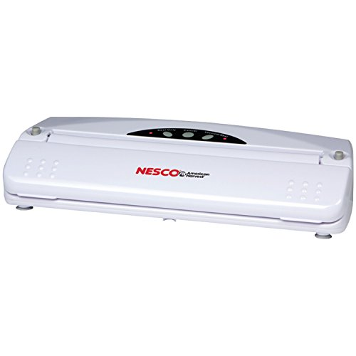 best home vacuum sealer - Nesco VS-01 Food Vacuum Sealer