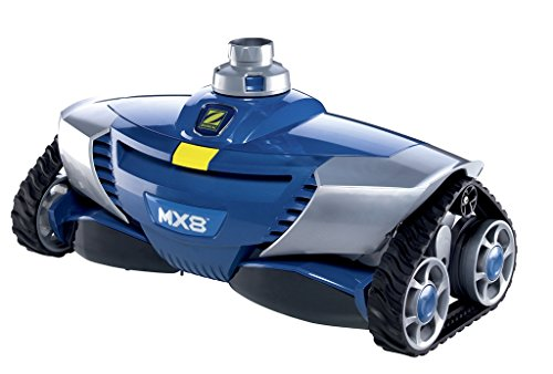 Best Pool Vacuum Cleaner Reviews: Zodiac MX8 Suction-Side Cleaner