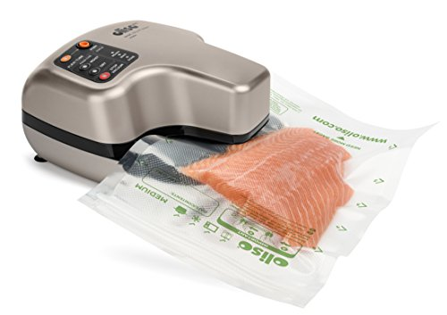 best home vacuum sealer - Oliso PRO Smart Vacuum Sealer