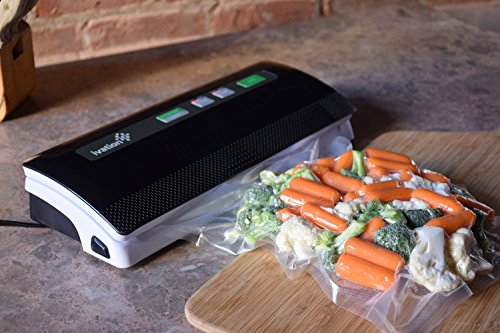 best home vacuum sealer - Ivation Vacuum Sealer VSP180 with Starter Kit