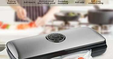 AQV Automatic Vacuum Sealer Review - Truly Why it's Comparable?