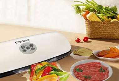 Crenova V60 Plus 3-in-1 Review – Truly its better than FoodSaver?