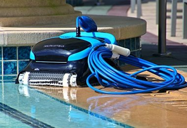 Dolphin 99996403-PC review - How it's pool filtration system work?