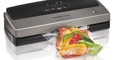 Hamilton Beach 78213 NutriFresh Vacuum Sealer