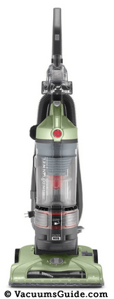Hoover WindTunnel T-Series Rewind Plus Bagless Upright, UH70120 I reviewed  this vacuum cleaner ...