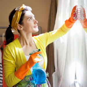 How to find motivation for a home cleaning session