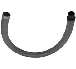 u-shaped vacuum hose