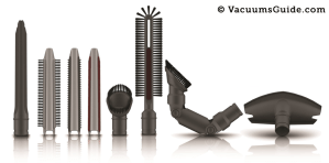 Encyclopedia of vacuum cleaner accessories and attachments