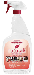 Simple Green Naturals Carpet Cleaner