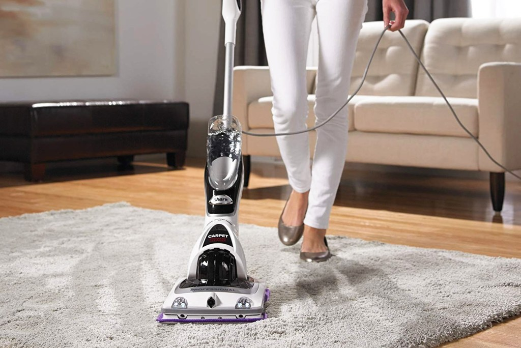 Shark Cordless Carpet Hard Floor Sweeper Dirt Cleaner