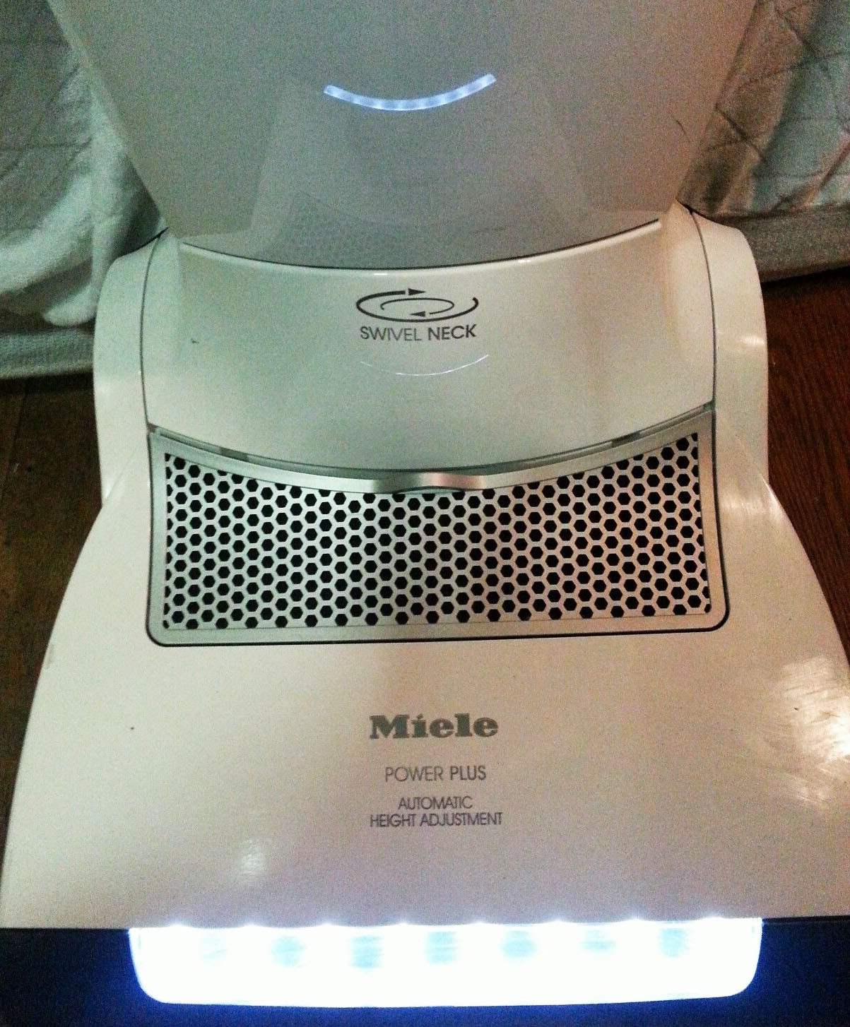 Miele LED lights