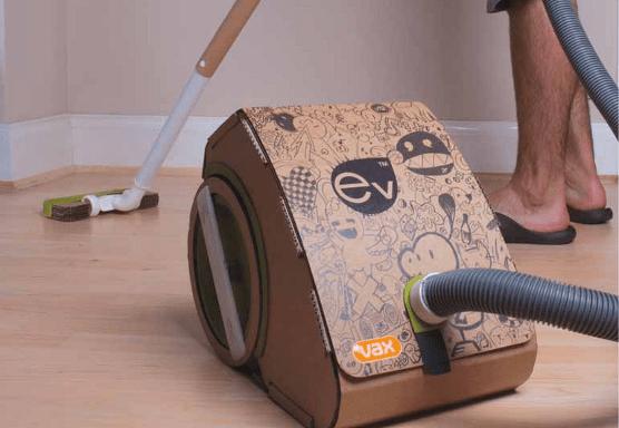Cardboard VAX