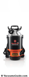 Hoover Commercial C2401 Backpack Vacuum