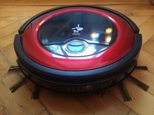 Donkey E1 Lite – a little robot vacuum