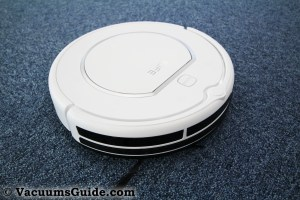 iLife V1 – an entry level robot vacuum for the masses