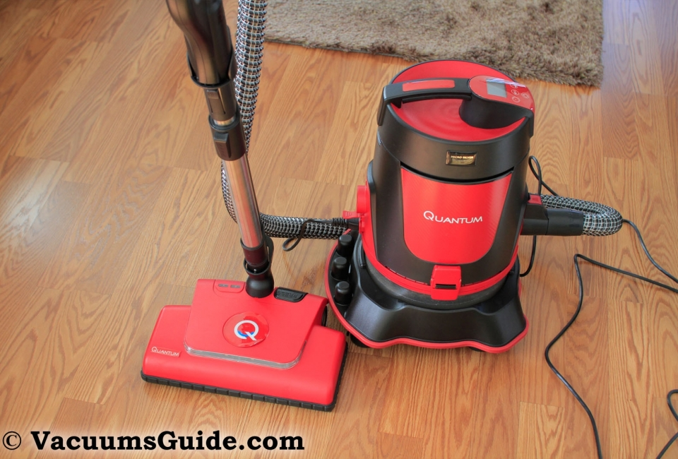 quantum vac - Vacuum Cleaners With Water