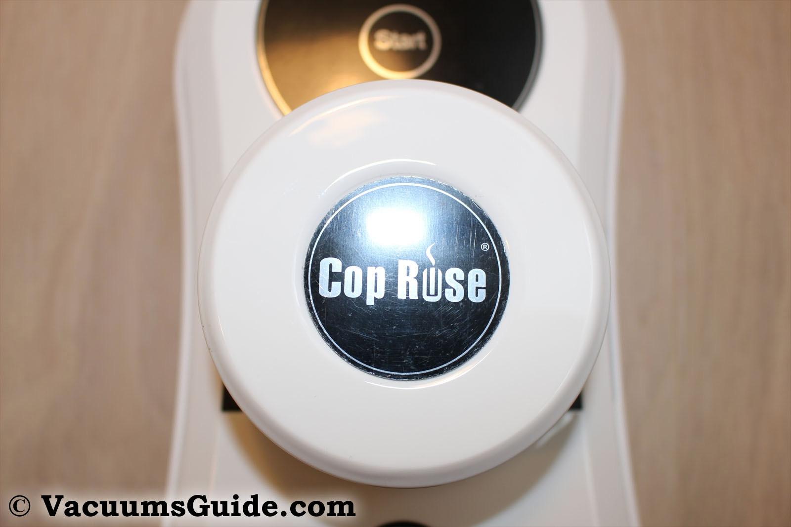 Cop Rose top view
