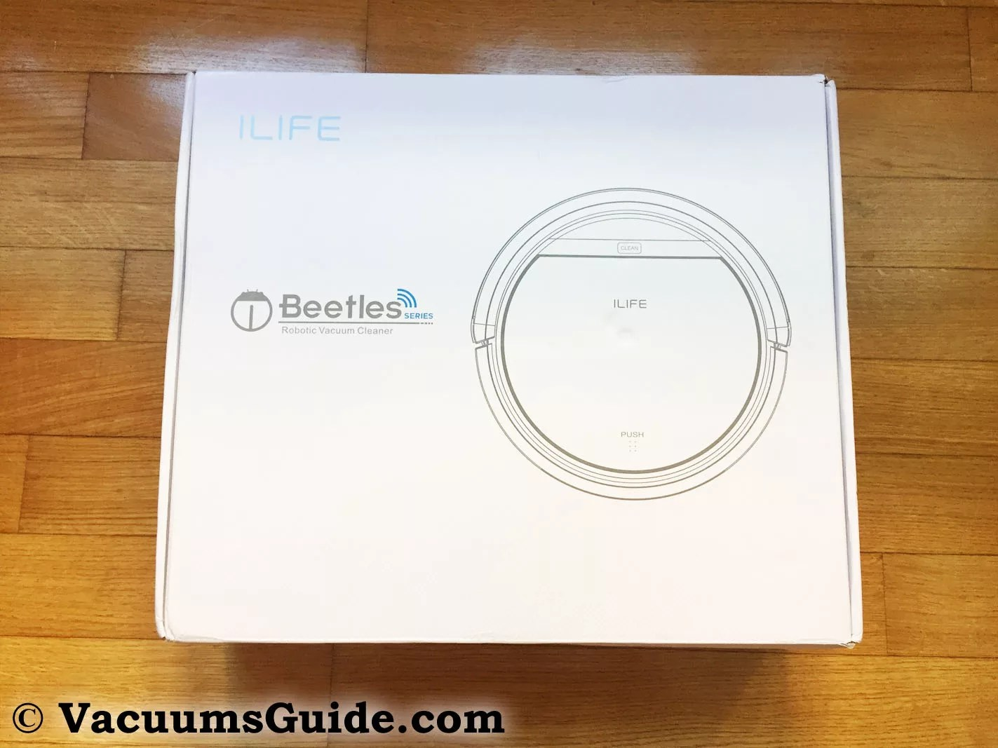 iLife V5S PRO package
