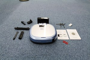 Haier XShuai HXS C3 – reviewing another WiFi-enabled bot