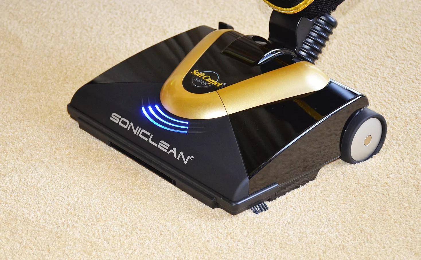Soniclean Soft Carpet Vacuum Cleaner Is Recommended By Both Shaw And  Mohawk, Among Many Other Carpet Producers. It Comes With A Few Unique  Features That ...
