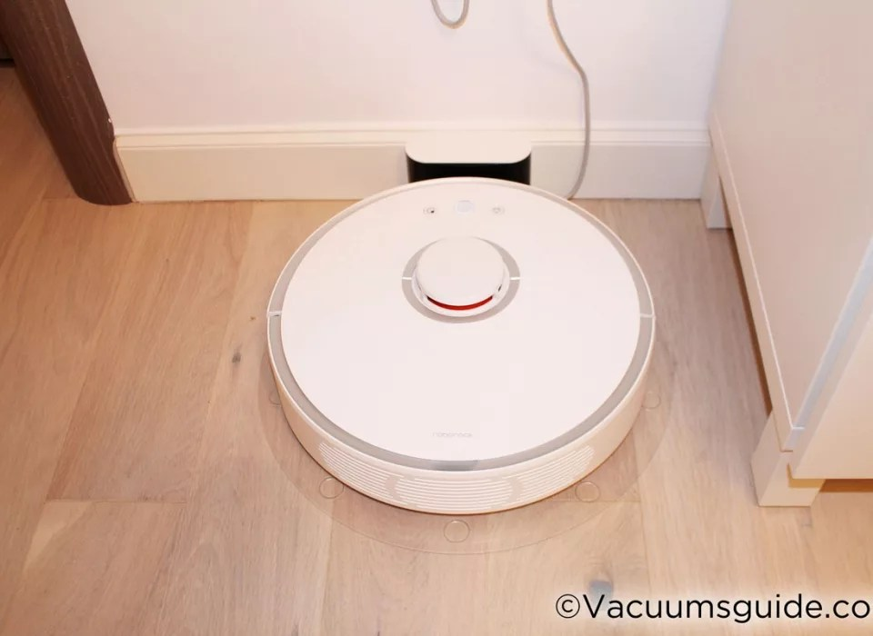 Xiaomi robot 2 charging