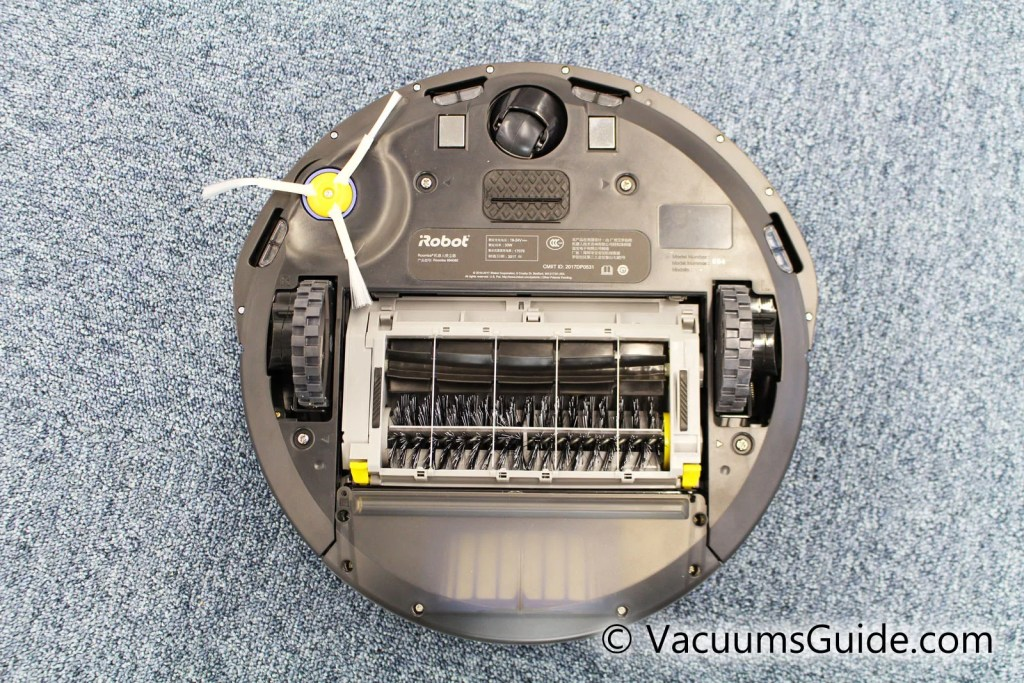 iRobot Roomba 690/694 - the review an entry-level robot vacuum