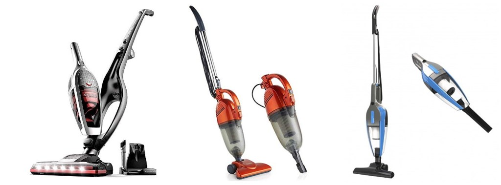 2-in-1 vacuums