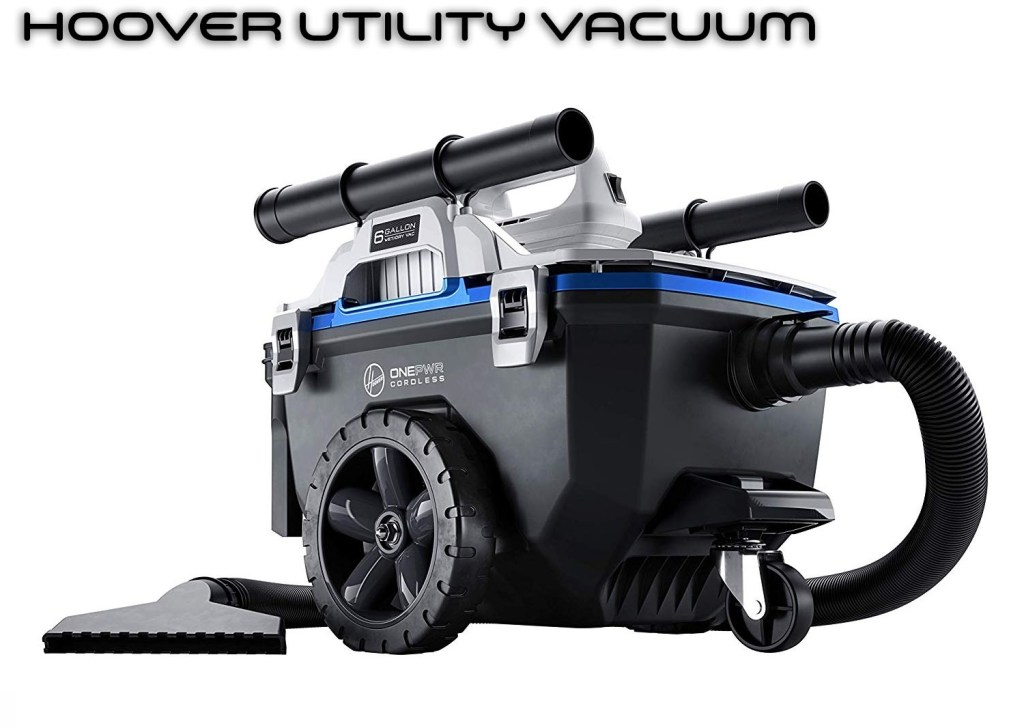 Hoover ONEPWR utility vacuum