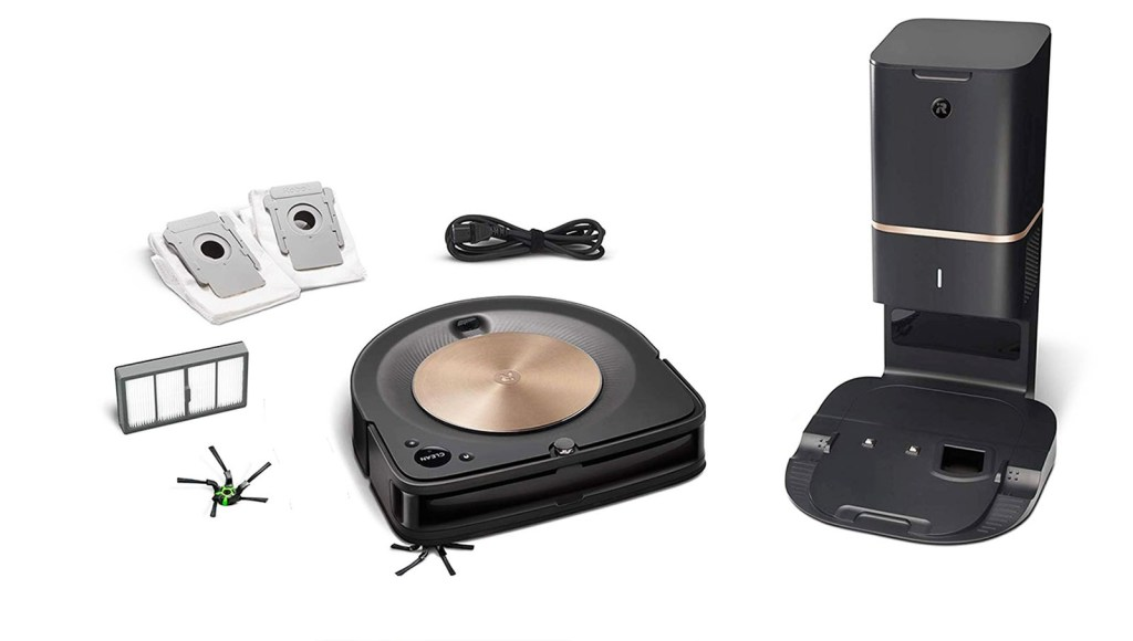 Roomba S9 Inside The Box