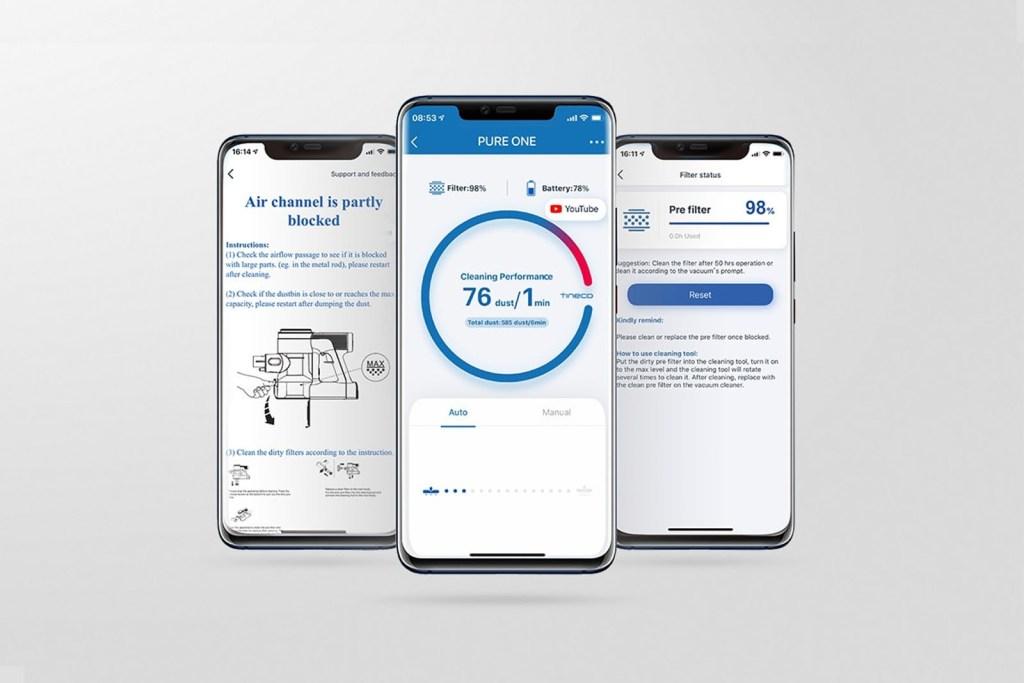 Tineco Smart App