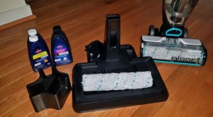 Bissell CrossWave Max – A New Cordless Mop