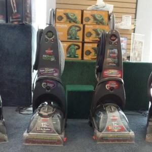 Carpet Cleaners & Shampooers