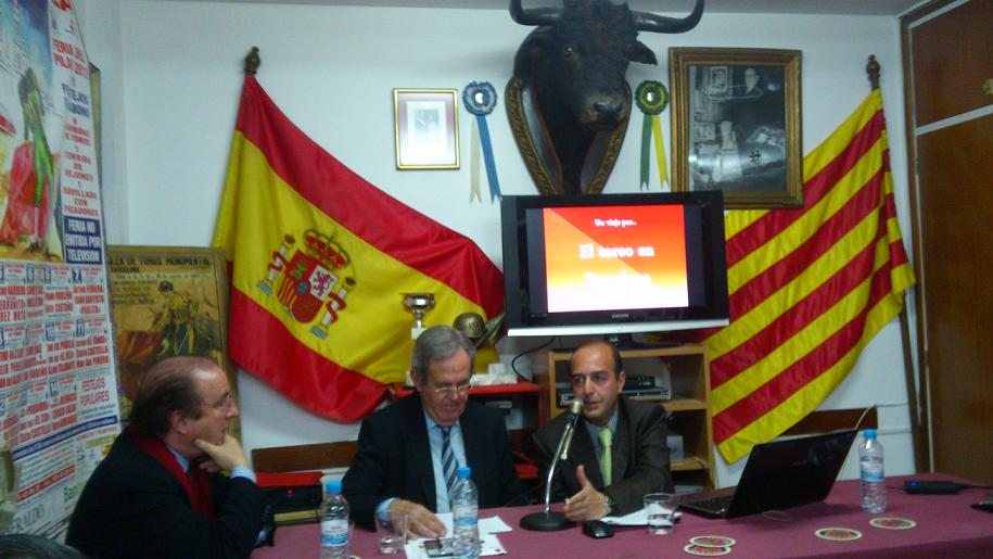 Raúl Felices viatja per la història taurina de la ciutat comtal