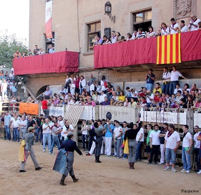 Catalunya taurina: Reivindicación en Cardona