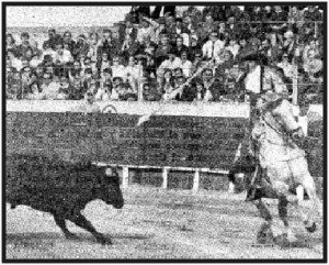 Lolita Muñoz, en Figueres, en 1970.